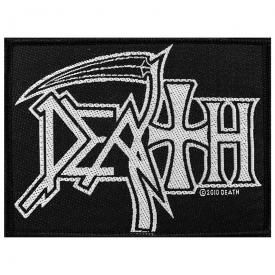 Patch DEATH - Logo