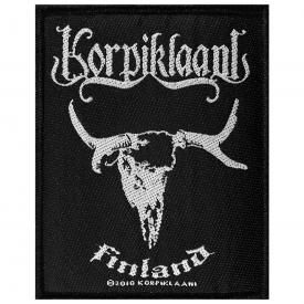Patch KORPIKLAANI - Finland