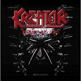 Patch KREATOR - Enemy Of God