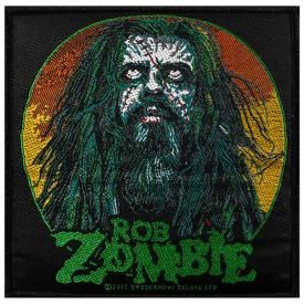 Patch ROB ZOMBIE - Zombie Face