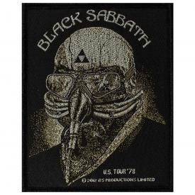Patch BLACK SABBATH - U.S. Tour 1978