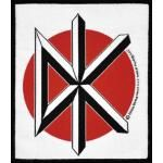 Patch DEAD KENNEDYS - Logo
