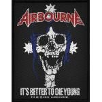 Patch AIRBOURNE - Better To Die Young