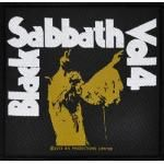 Patch BLACK SABBATH - Vol 4