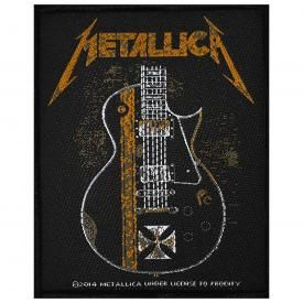 Patch METALLICA - Hetfield Iron Cross