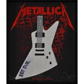 Patch METALLICA - Hetfield Eet Fuk