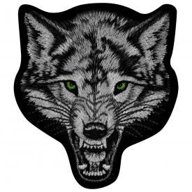 Patch DIVERS - Wolf Head