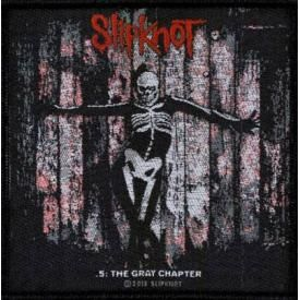 Patch SLIPKNOT - The Gray Chapter
