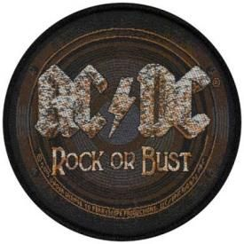 Patch AC/DC - Rock Or Bust