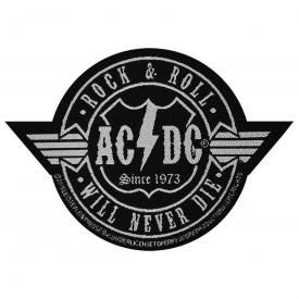 Patch AC/DC - Will Never Die