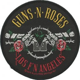 Patch GUNS N ROSES - Los Angeles