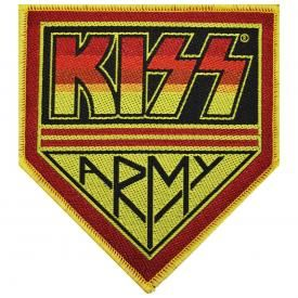 Patch KISS - Kiss Army
