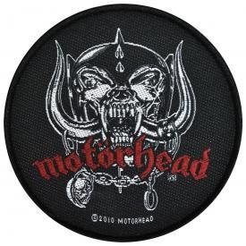 Patch MOTORHEAD - Warpig