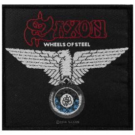 Patch SAXON - Wheels Of Steel