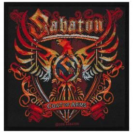 Patch SABATON - Coat Of Arms