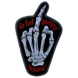 Patch HYRAW - Finger Up