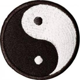 Patch DIVERS - Ying Yang