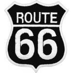 Patch ROUTE 66 - Logo
