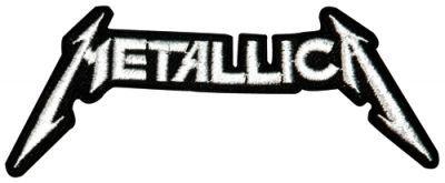 Patchs Classic Rock Et Divers Metallica Patch Metallica Logo