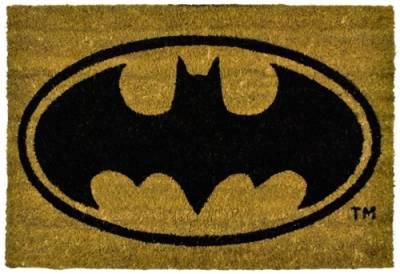 paillasson d 39 ext rieur batman logo paillassons rock a gogo. Black Bedroom Furniture Sets. Home Design Ideas