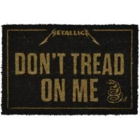 Paillasson d'Extérieur METALLICA - Don't Tread On Me