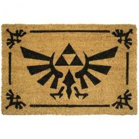 Paillasson d'Extérieur NINTENDO - Zelda Triforce