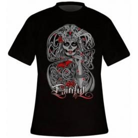 T-Shirt Mec PAINFUL - Mme Death