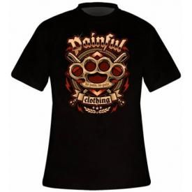 T-Shirt Mec PAINFUL - Knuckle