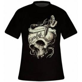 T-Shirt Mec PAINFUL - Tattoo Addict