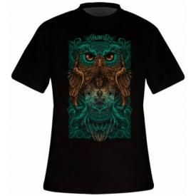 T-Shirt Mec PAINFUL - Owl