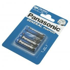 Piles PANASONIC - Special Power AAA