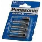 Piles PANASONIC - General Purpose AA