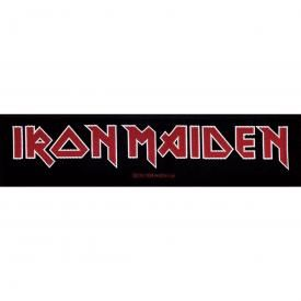 Patch Long IRON MAIDEN - Classic Logo