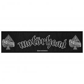 Patch Long MOTÖRHEAD - Ace Of Spades
