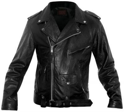 blouson mec cuir biker vestes blousons rock a gogo. Black Bedroom Furniture Sets. Home Design Ideas