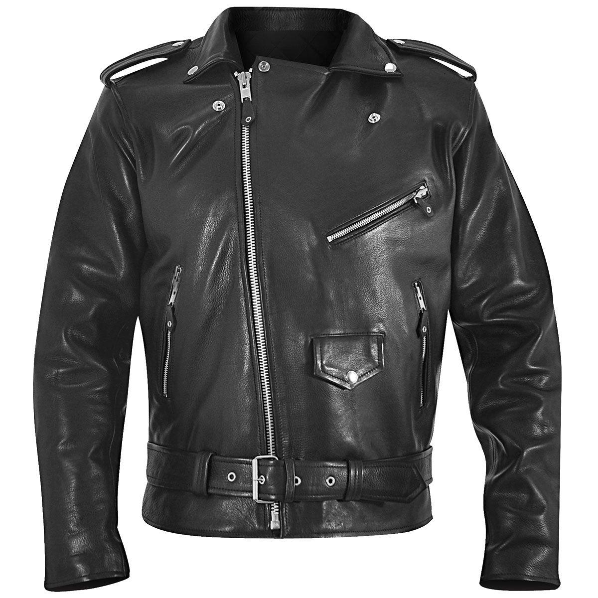 Blouson Cuir Homme OSX - Brando Jacket - Rock A Gogo 812bea22e35e