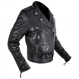 Blouson Cuir Femme OSX - Brando Lady Jacket