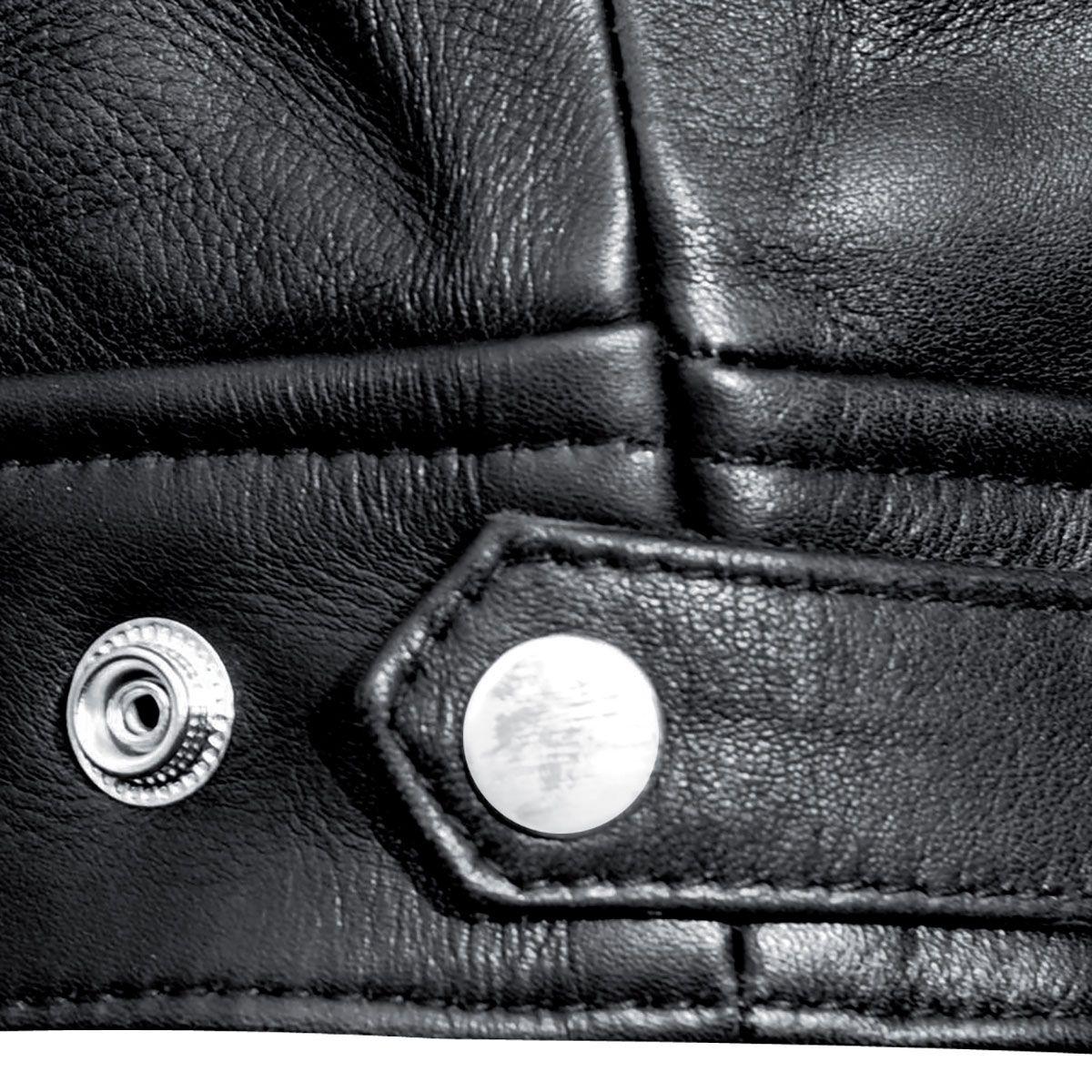 5d28602bcd6f Veste Cuir Homme OSX - Harrison Jacket - Rock A Gogo