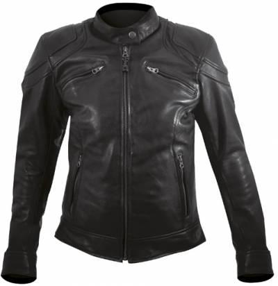 blouson cuir femme osx motorcycle vestes blousons rock a gogo. Black Bedroom Furniture Sets. Home Design Ideas