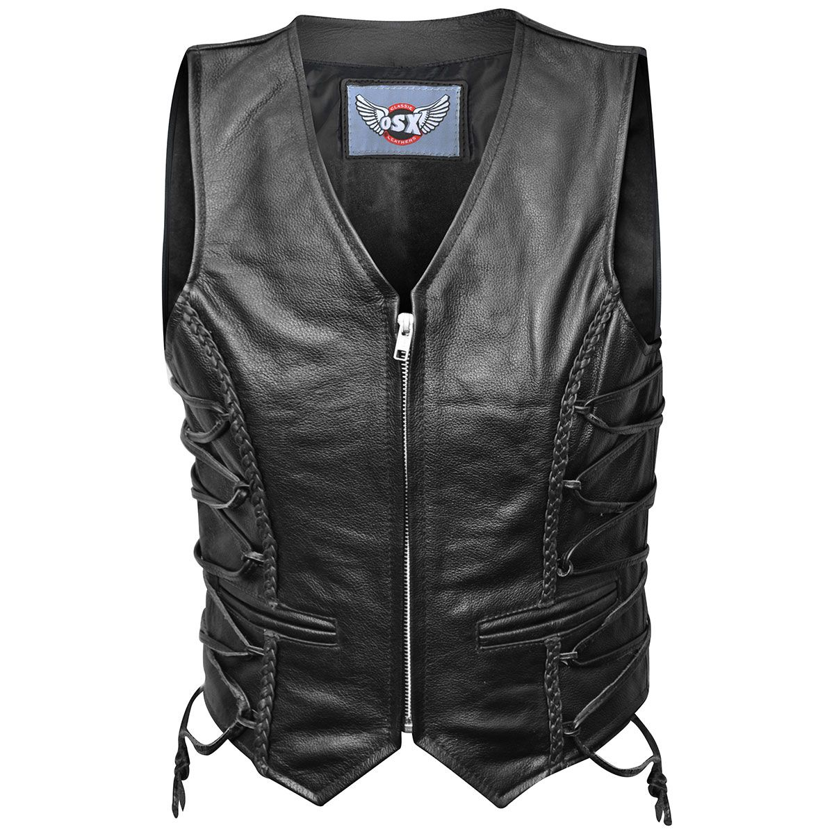 Veste cuir sans manche sons of anarchy