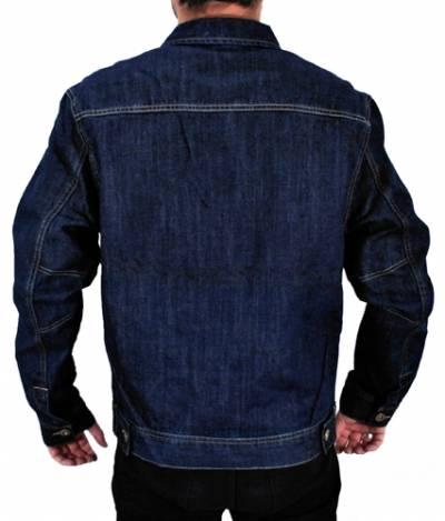 B Veste Gogo Gogo Rock Trucker Jeans A A Denim amp;c Homme pHS5wqH1