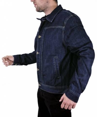 B Homme Trucker Jeans Gogo amp;c Denim Rock Veste A qzxIwB5dq