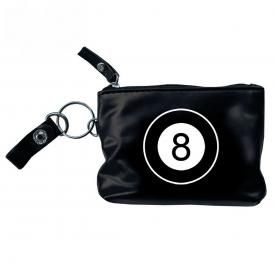 Porte Monnaie DIVERS - Eight Ball