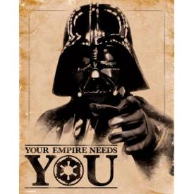 Mini Poster STAR WARS - Your Empire Needs You