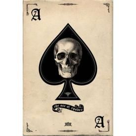 Poster DIVERS - The Ace Of Spades