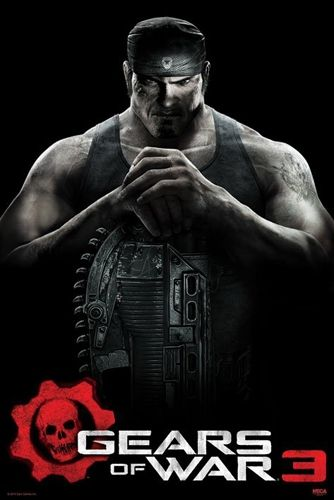 Image de Poster GEARS OF WAR 3 - Marcus