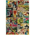 Poster MARVEL COMICS - Panel