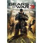 Poster GEARS OF WAR 3 - Cover
