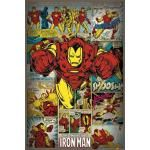 Poster MARVEL COMICS - Iron Man