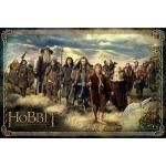 Poster THE HOBBIT - Company